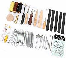 BOLORAMO Leder Handwerk DIY Werkzeuge, Leder