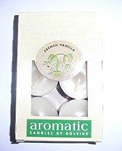 Bolsius Aromatic French Vanilla - Vanille -