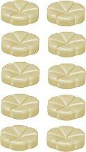 Bolsius Duftblüten Creations Vanilla Cream - 10