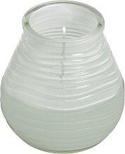 Bolsius Windlicht Patio Weiß 94/91 mm