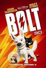 Bolt – Film Poster Plakat Drucken Bild – 43.2