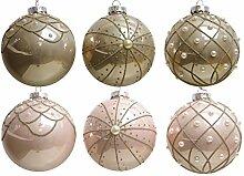 Boltze Christbaumkugel Weihnachtskugel Baumschmuck