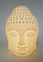 Boltze Gruppe LED Lampe Buddha Kopf, Material: