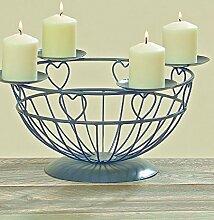Boltze Kerzenstaender Kerzenhalter Adventskranz,