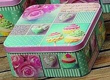 Boltze Vorratsdose Popcake 15x15cm