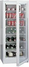Bomann KSG 139 Glastür-Kühlschrank