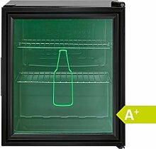 Bomann KSG 7281 Glastür-Kühlschrank für