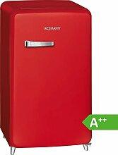 Bomann KSR 350 Kühlschrank, A++, Retro-Design,