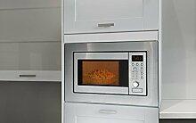 Bomann MWG 2215 EB Einbau-Mikrowelle mit Grill, 20