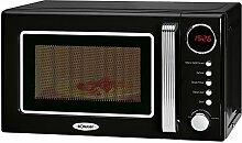 Bomann MWG 2270 CB 2in1 Mikrowelle Retro-Design,
