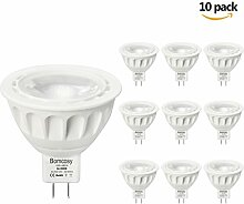 Bomcosy MR16 GU 5,3 LED Glühlampen 5W Entspricht