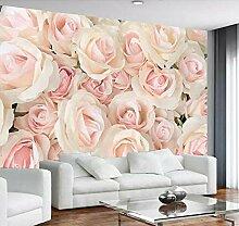 Bomdow Moderne Romantische Warme Rosa Rose