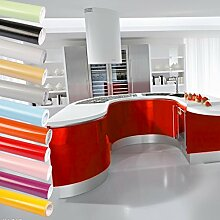 Bon Enjoy® PVC Fototapete Selbstklebend Fototapeten Tapete 0.61*5m Tapeten KÜCHENTAPETE KÜCHE Schrank Für küchendekoration- ro