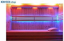 BON POOL Kopfkeil Sauna Kopfstütze gerundet Saunakissen
