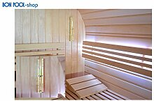 BON POOL Sauna Sanduhr Infraworld 15 min