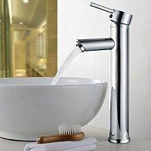 BONADE Hoher Waschtisch-Einhebelmischer Badarmatur