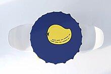 Bonamaison Tischdecke, rund, Tischdecke, modern,