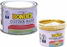 Bondex Glitzerfarbe Glitter-Wandfarbe zum