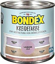 Bondex Kreidefarbe lauschig lila 0,5 l