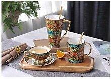 Bone China Tee Tasse Kaffee Tee Tasse Und
