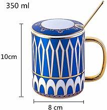 Bone Kaffeetasse Keramik Teetasse Untertasse
