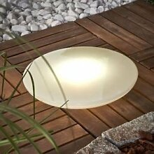BONETTI LED Gartenleuchte BOWL, LED-Board, 3er Set