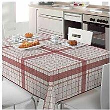 Bonita Tischdecke rund d.160 cm Geschirrtuch