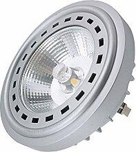 Bonlux AR111 LED G53 Lampe 12W 12V Warmweiß 2700K