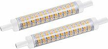 Bonlux R7s LED Lampe 10W 118MM 220V Kaltweiß
