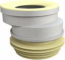 Bonomini 8426lx10b0Manschette WC, weiß/gelb
