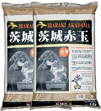 Bonsai-Baum Akadama Boden 28 Liter. Hard Variety.