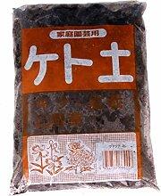 Bonsai-Erde Keto, japanischer Schwarztorf f.