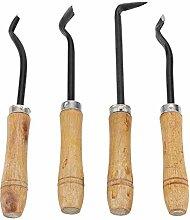 Bonsai Tools-4pcs / Set Stahl Kleine Tragbare