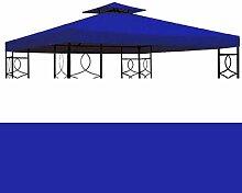 bonsport Pavillon Ersatzdach 3x3 m wasserdicht -