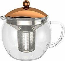bonVIVO Teapot Tempa Teebereiter Mit