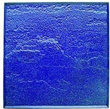 BonWay 32-416 2.54 cm quadratisch Stein Blau