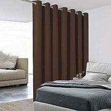 BONZER Extra breiter Raumteiler-Vorhang mit