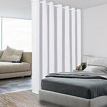 BONZER Extra breiter Raumteiler-Vorhang,