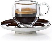 BOOL Espressotasse aus Glas
