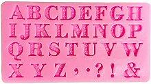 BoomYou Silikon Buchstaben + Symbole Form