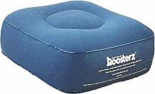 Boosterz Aufblasbares Sitzkissen  blau