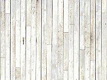 Bootshaus Foto-Tapete 4-teilig - Fototapete Wallpaper 232x315cm. Beigelegt sind eine Packung Kleber und eine Klebeanleitung.