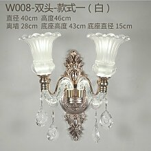 BOOTU LED Crystal Wand lampe Hintergrund