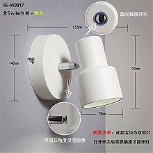 BOOTU LED Schlafzimmer Badezimmer Wandleuchten
