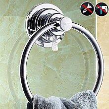 BOPai Vakuum Saugnapf Handtuchringe handtuchhalter