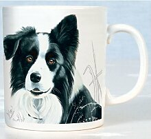 Border Collie - Mugs - Becher - Chopes