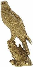 Border Fine Arts Studio Gold Eagle Figur