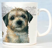 Border Terrier - Mugs - Becher - Chopes