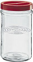 Borgonovo Vase Vorratsglas Einmachglas 5 Liter