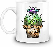 BorisMotley Origami Kaktus Custom Bedruckte